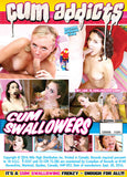 Cum Swallowers XXX Adult DVD