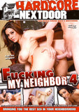 Fucking My Neighbors 4 XXX DVD
