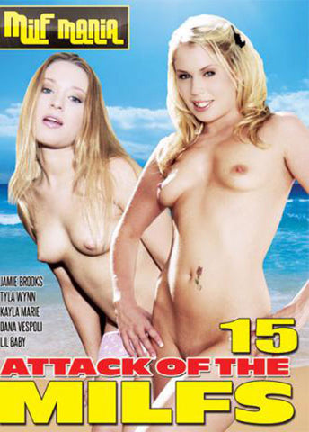 Cheap Attack Of The MILFs 15 porn DVD