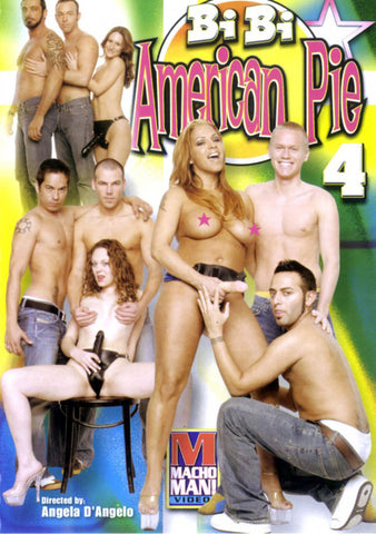 Bi Bi American Pie 4 Adult Movies DVD