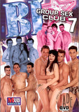 Bi Group Sex Club 7 Adult Movies DVD