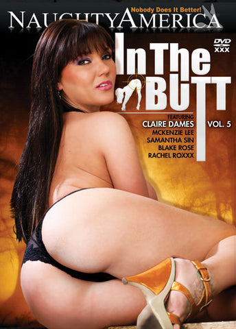 Cheap In The Butt 5 porn DVD