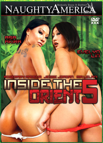 Cheap Inside The Orient 5 porn DVD