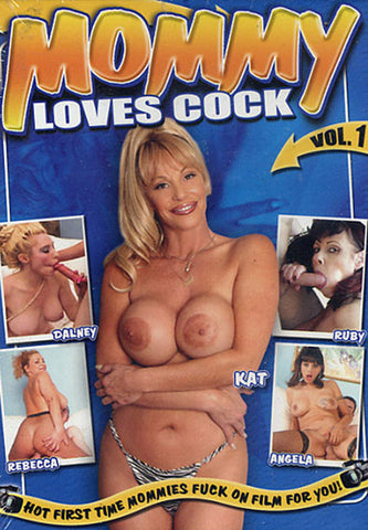 Cheap Mommy Loves Cock 1 porn DVD