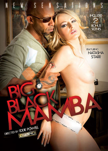 Big Black Mamba Adult DVD