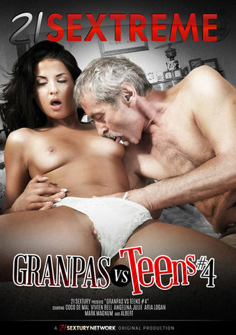 Granpas Vs Teens 4 XXX DVD