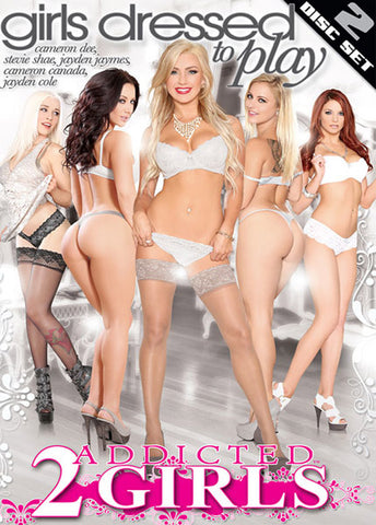 Girls Dressed To Play (2 Disc Set) XXX Adult DVD