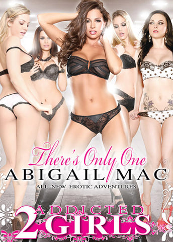 Cheap There's Only One Abigail Mac porn DVD