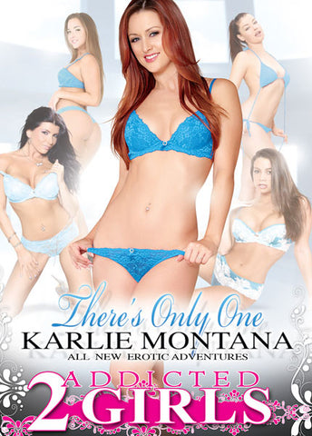 Cheap There's Only One Karlie Montana porn DVD