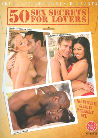 Cheap 50 Sex Secrets For Lovers porn DVD
