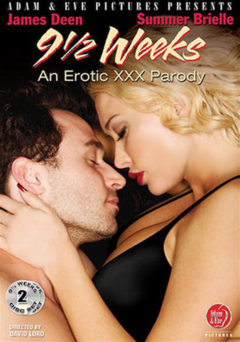 Cheap 9 And A Half Weeks: An Erotic XXX Parody porn DVD