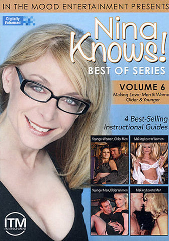Cheap Nina Knows! Best Of Series 6 porn DVD