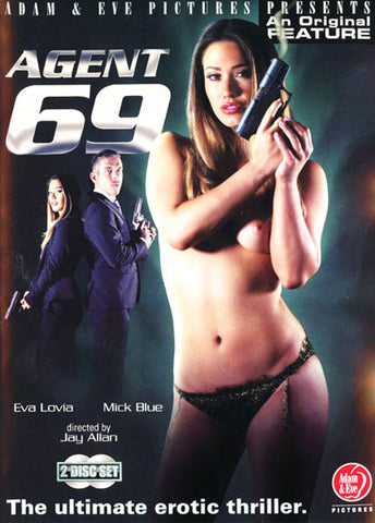 Agent 69 (2 Disc Set) Adult Sex DVD