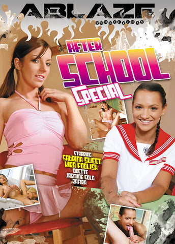 Cheap After School Special porn DVD