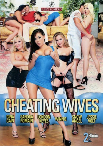 Cheap Cheating Wives porn DVD