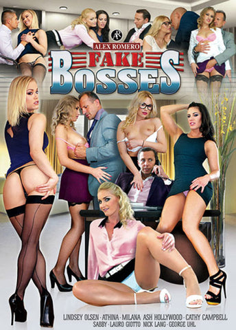 Fake Bosses Sex DVD