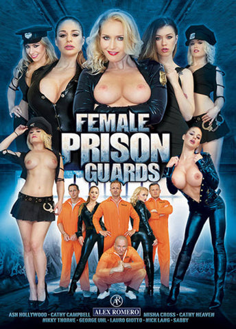 Female Prison Guards Adult Movies DVD