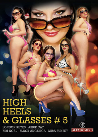 Cheap High Heels & Glasses 5 porn DVD
