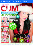 Cheap Cum Swallowing Auditions 5 porn DVD