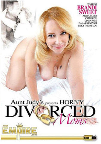 Cheap Aunt Judy's Presents: Horny Divorced porn DVD