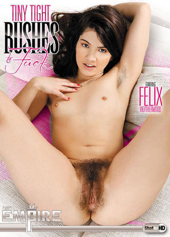 Tiny Tight Bushes To Fuck XXX Adult DVD