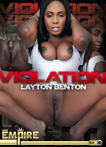 Cheap Violation Of Layton Benton porn DVD