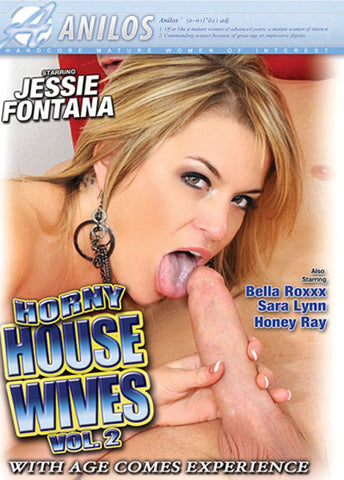 Cheap Horny Housewives 2 porn DVD