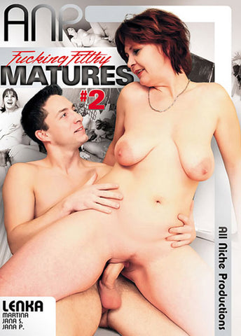 Fucking Filthy Matures 2 XXX Adult DVD
