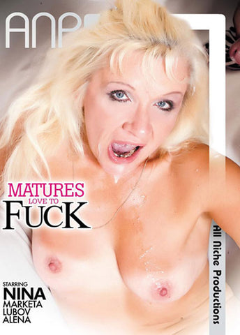 Matures Love To Fuck XXX DVD
