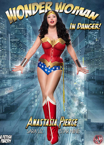 Wonder Woman In Danger Adult DVD