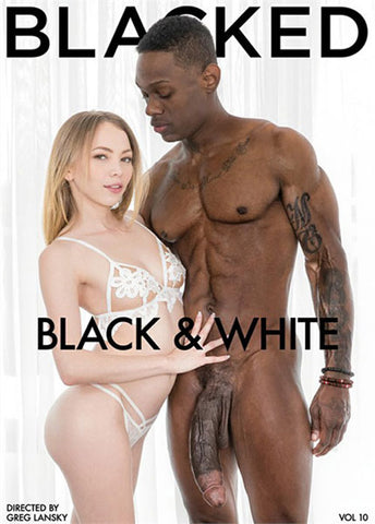 Black & White 10 Sex DVD