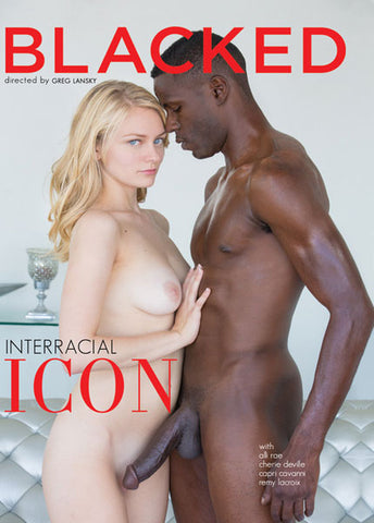 Cheap Interracial Icon porn DVD