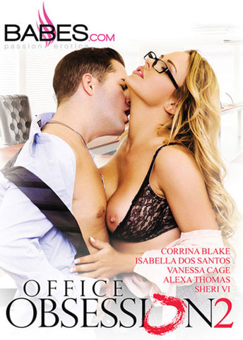 Cheap Office Obsession 2 porn DVD