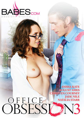 Office Obsession 3 Adult DVD