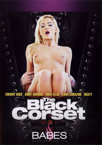 The Black Corset XXX DVD