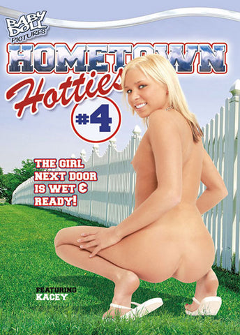 Hometown Hotties 4 Adult Movies DVD