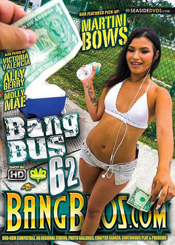 Bang Bus 62 Adult DVD
