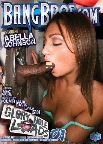 Cheap Glory Hole Loads porn DVD