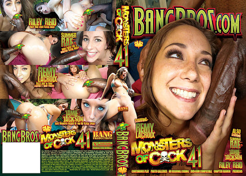 Cheap Monsters Of Cock 41 porn DVD
