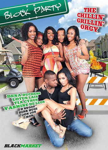 Cheap Block Party porn DVD