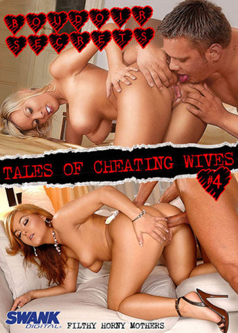 Cheap Tales Of Cheating Wives 4 porn DVD