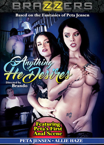 Anything He Desires XXX DVD