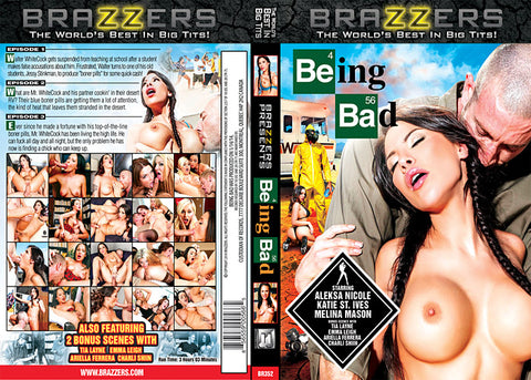 Cheap Being Bad porn DVD