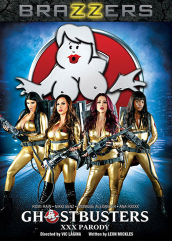 Ghostbusters: XXX Parody Adult Sex DVD