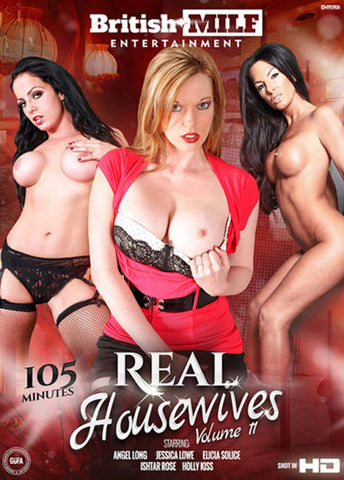 Real Housewives 11 Adult Movies DVD