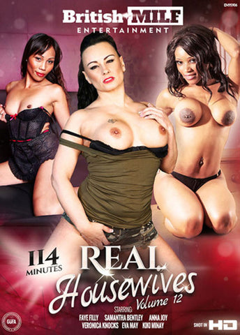 Real Housewives 12  XXX DVD