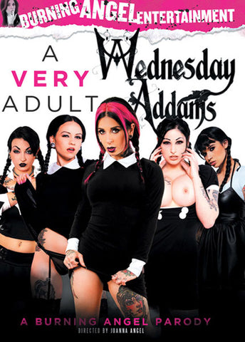 Cheap A Very Adult Wednesday Addams porn DVD