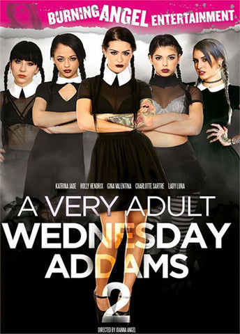 A Very Adult Wednesday Addams 2 XXX DVD