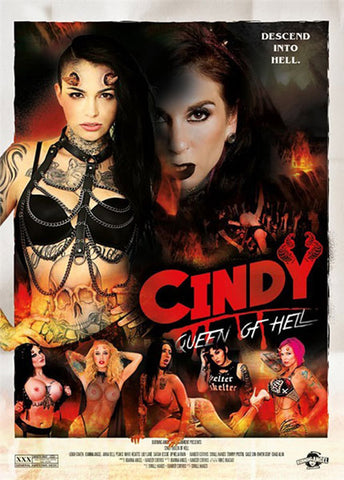 Cindy Queen Of Hell Porn DVD