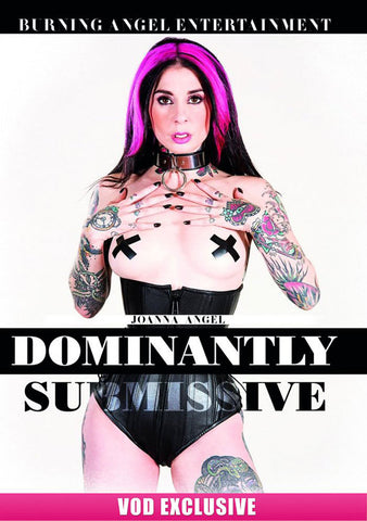 Dominantly Submissive Adult Sex DVD